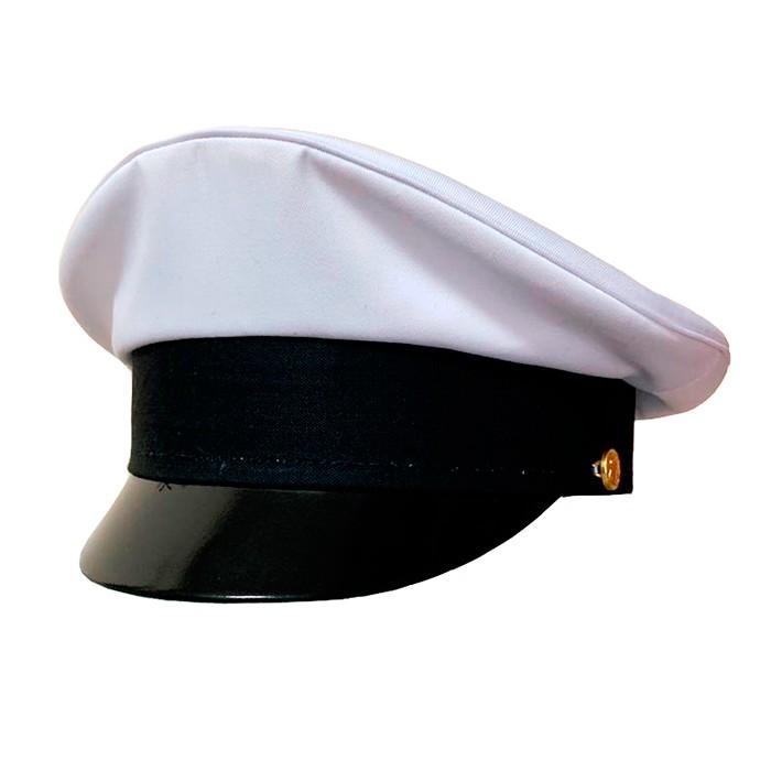 Яхтсменка модельная белая