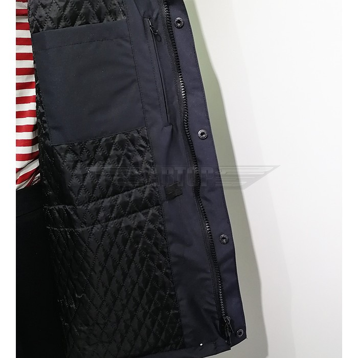 Куртка Ветровка Полиции утеплённая