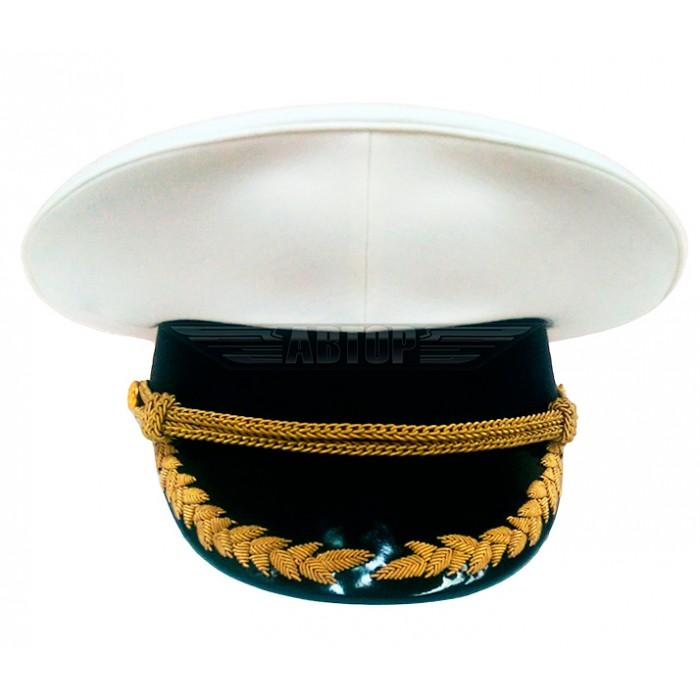 Фуражка Военно-морского флота с ручной вышивкой, Севастопольский крой