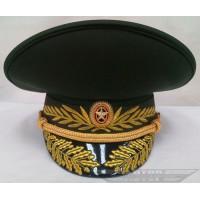 Фуражка Росгвардии, вышивка