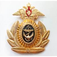Кокарда Военно-Морского Флота РФ Офицерская