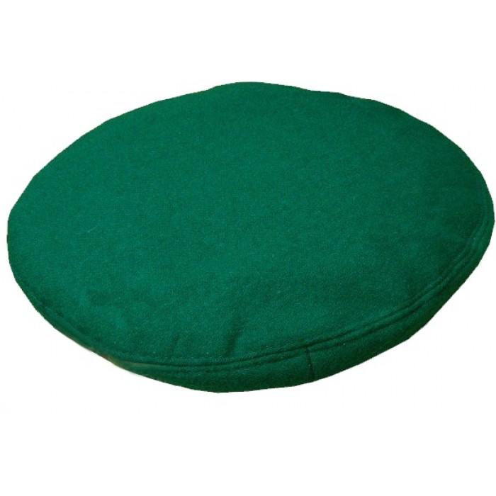 Берет зелёный