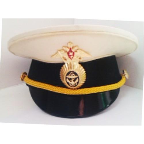 Фуражка Сувенирная ВМФ (белая и черная) и бескозырка