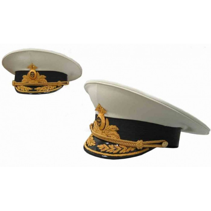 Адмиральская фуражка