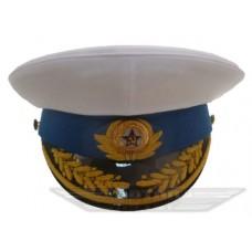 Фуражка ВВС 40 годы с белым чехлом