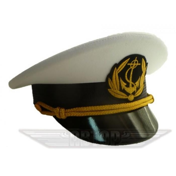 Фуражка яхтенного капитана 00015