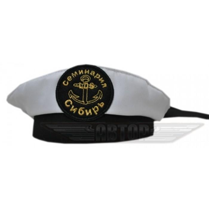 Фуражка яхтенная по образцу заказчика 00019