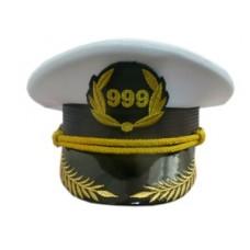 Фуражка яхтенная с логотипом заказчика 00088