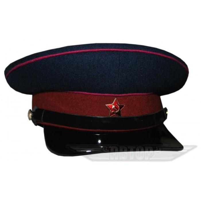 Фуражка НКВД образца 30-40 годов (цена без фурнитуры)