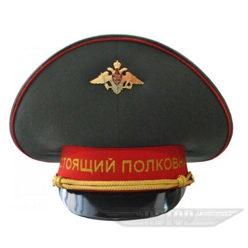"""Сувенирная фуражка """"Настоящий Полковник"""""""