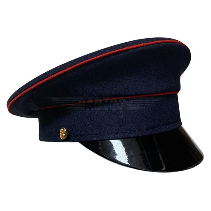 Фуражка Офисная Полиции ГИБДД (цена без фурнитуры)