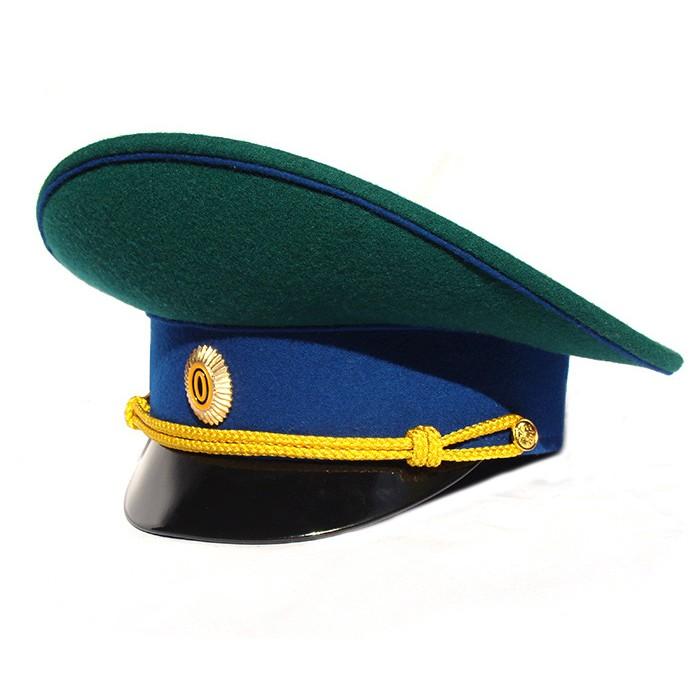 Фуражка Пограничные войска РФ (цена без фурнитуры)