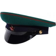 Фуражка Пограничные войска СССР 004