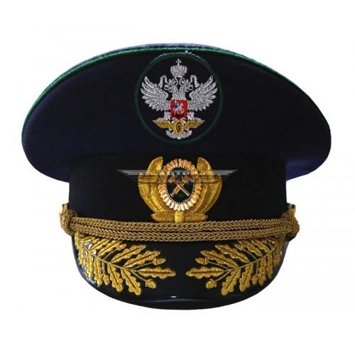 Фуражка железнодорожная РЖД