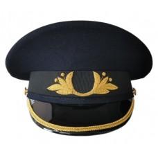 Фуражка Офисная Полиции с вышивкой