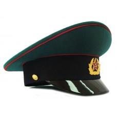 Фуражка Пограничные войска СССР 001