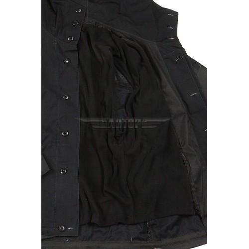 Костюм Горка 3 Чёрный, съемный флис