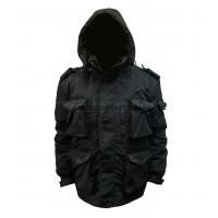 Куртка Смог чёрная