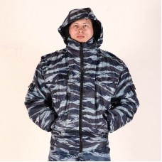 Куртка укороченная Пилот камуфлированная