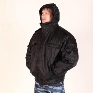 Зимняя военная одежда