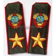 Погоны Маршала СССР повседневные, 079