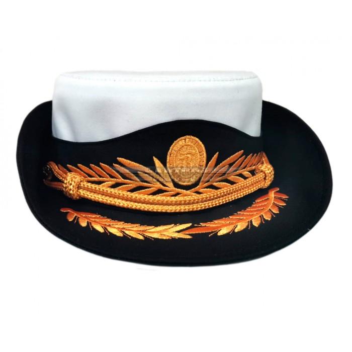 Шляпа женская парадная офицерская для парадной формы нового образца