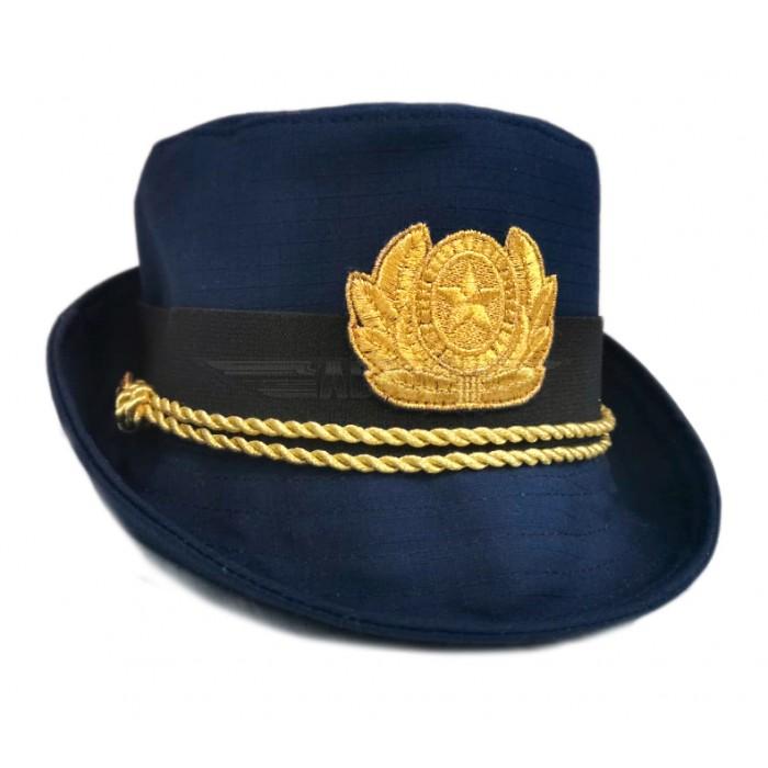 Шляпка офисная офицерский состав ВВС РФ материал рипстоп