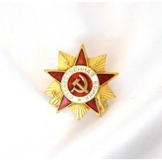 Нагрудный знак «Орден Великой Отечественной Войны»